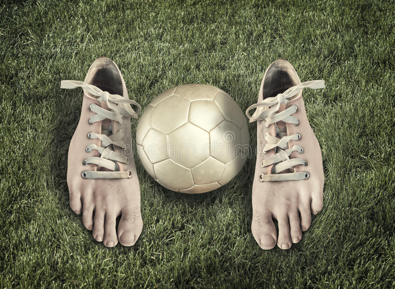 Pares de zapatos foto de archivo
