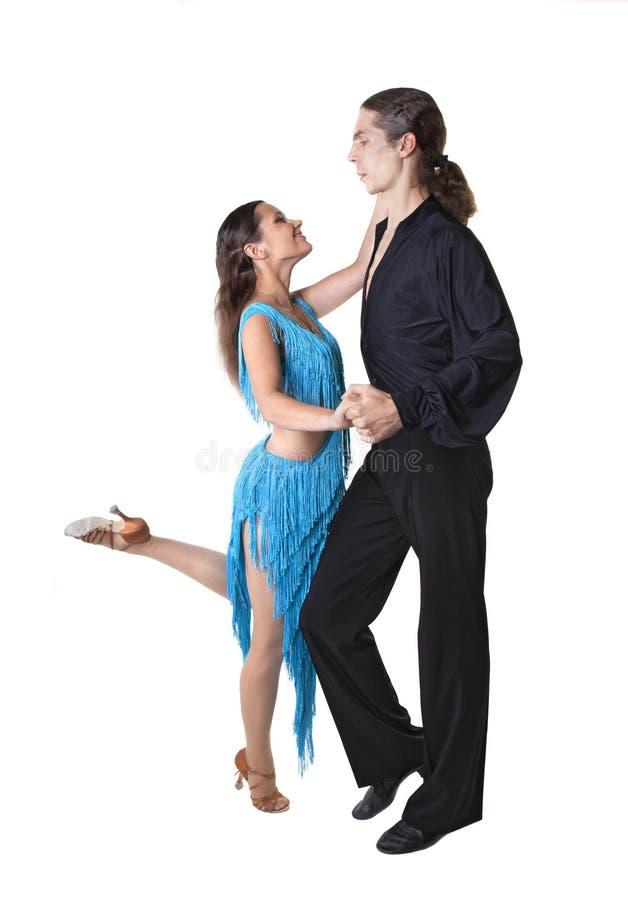 Pares del baile