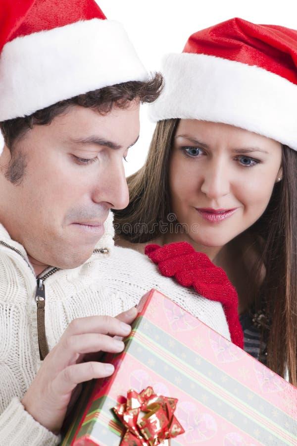 Download Pares do Natal foto de stock. Imagem de pares, imagem - 16868388