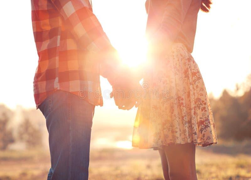 Pares novos no amor
