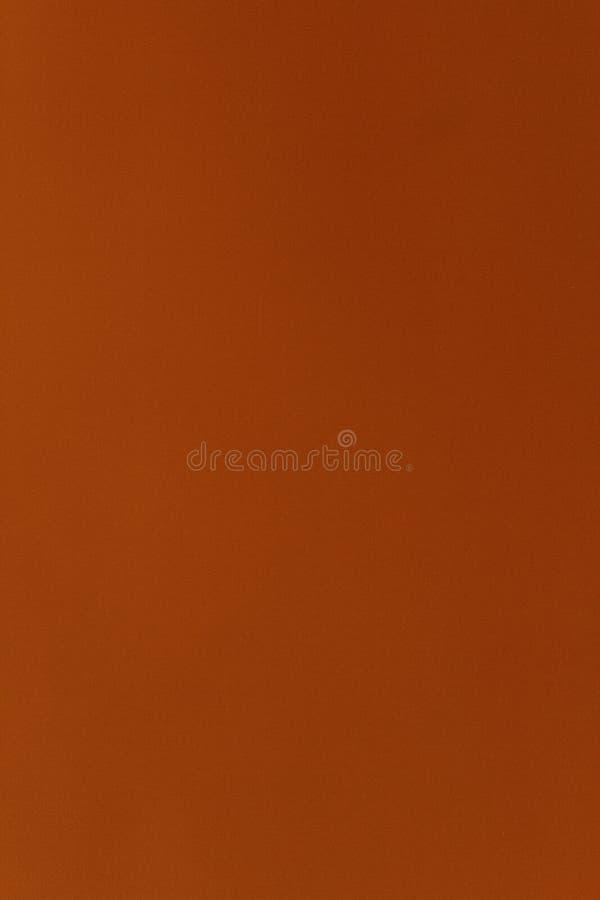 Parete arancio rossa moderna e contemporanea intensa luminosa dello stucco dalla Sicilia fotografie stock