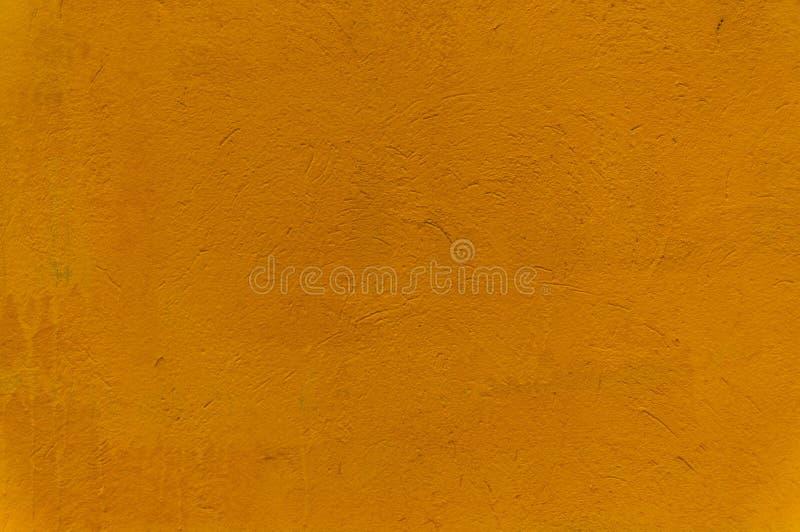 Parete arancione immagini stock