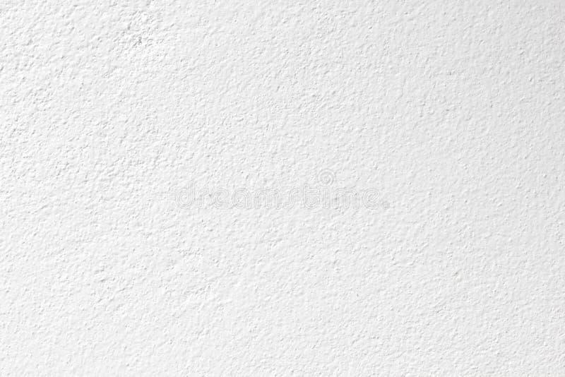 Parete bianca dello stucco fotografie stock