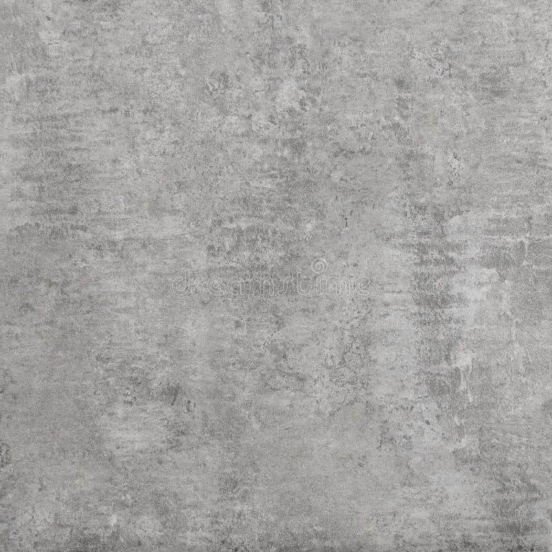 Parete concreta grigia ruvida del cemento o pavimentare struttura della superficie del modello Primo piano di materiale esteriore immagini stock libere da diritti