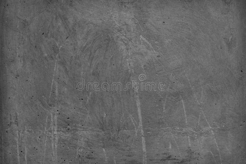 Parete del cemento spazio in bianco del fondo di struttura dello stucco per progettazione fotografia stock
