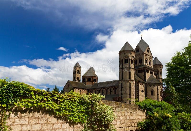 Parete dell'abbazia immagini stock libere da diritti