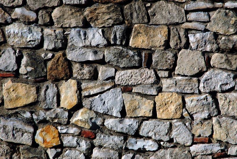 Parete della roccia fotografia stock libera da diritti