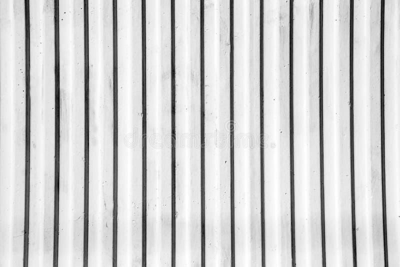Parete delle strisce concrete verticali fotografie stock libere da diritti