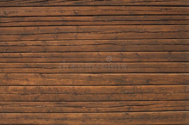 Parete di legname fotografia stock libera da diritti