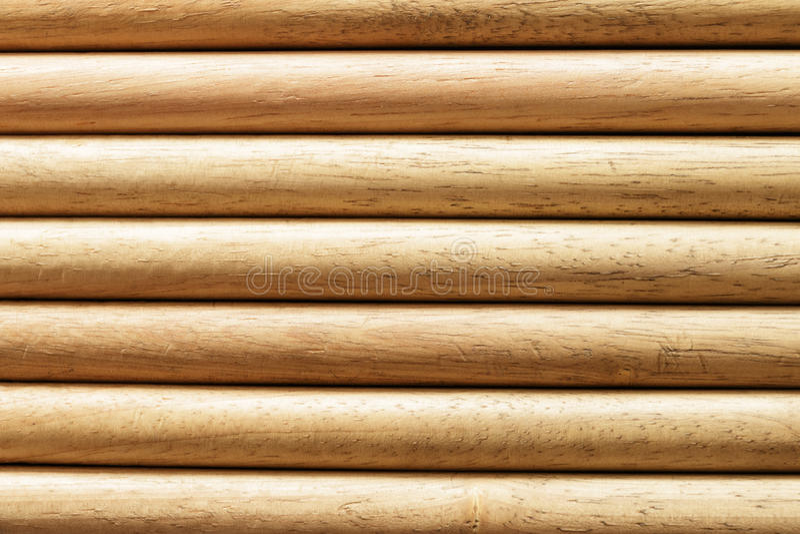 Parete di legname del primo piano fotografie stock