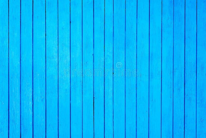 Parete di legno blu come fondo fotografia stock libera da diritti