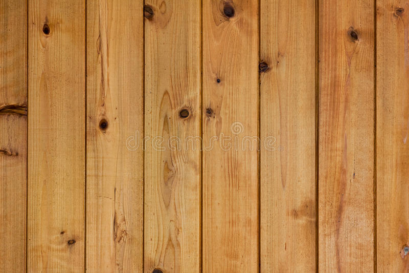 Parete di legno del comitato immagini stock