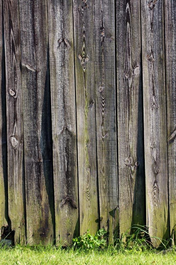 Parete di legno del granaio fotografia stock