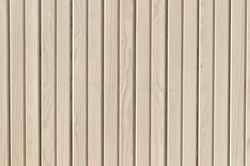 Parete di legno dipinta - struttura o fondo immagine stock