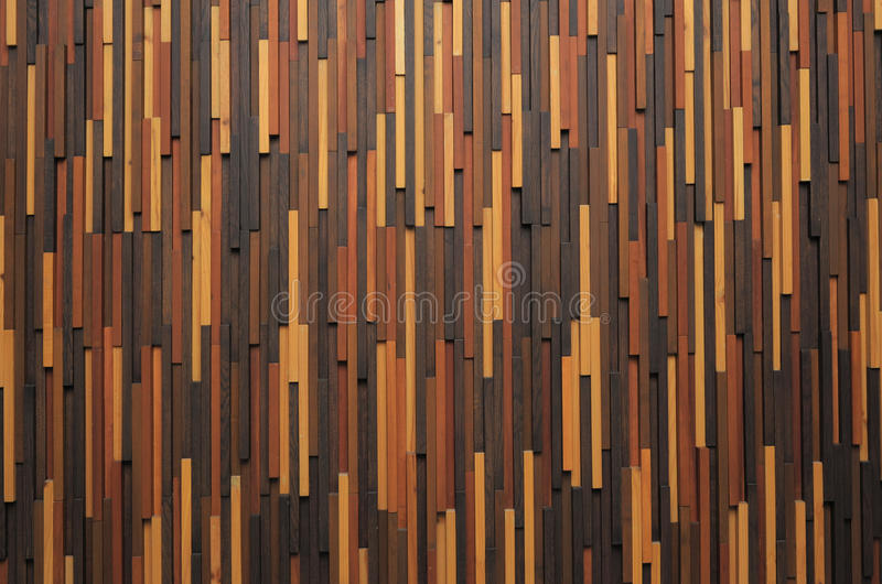 Parete di legno moderna di struttura immagini stock libere da diritti