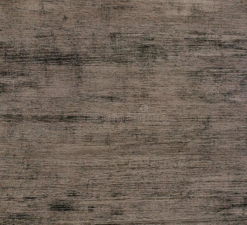Parete di legno naturale scura o pavimentare struttura della superficie del modello Primo piano di materiale interno per il fondo fotografia stock libera da diritti