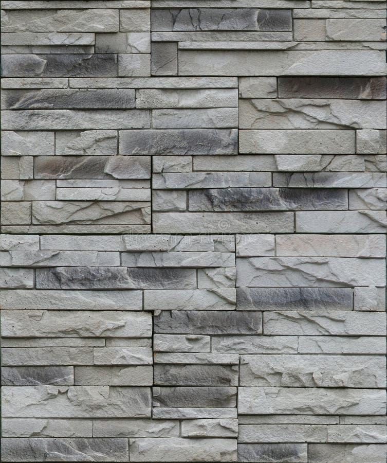 Parete di pietra immagine stock immagine di mattoni - Piastrelle finta roccia ...