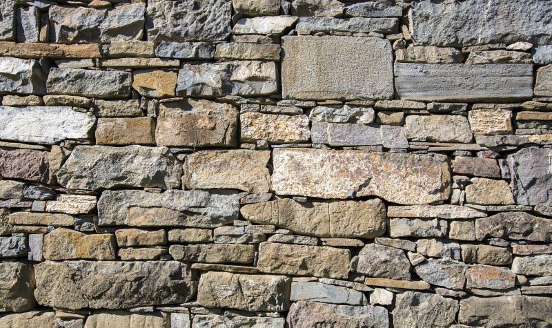 Parete di pietra della muratura fotografia stock for Foto di portici in pietra
