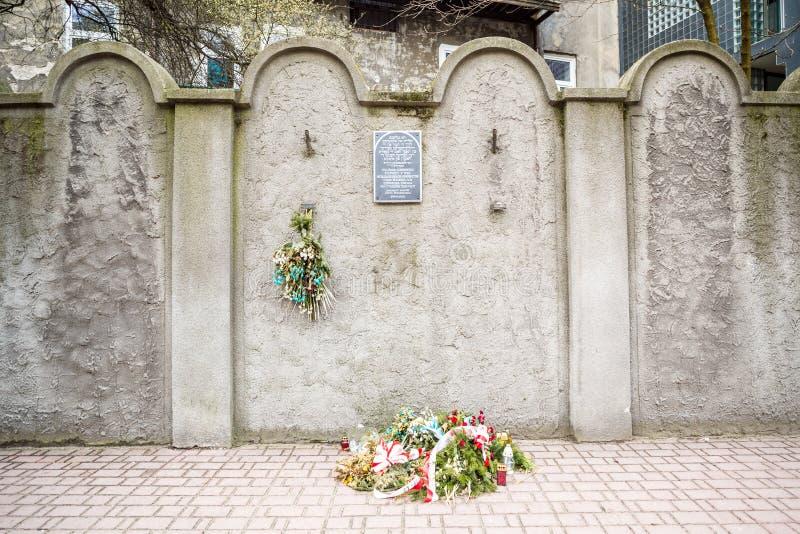 Download Parete Ebrea Del Ghetto, Cracovia, Polonia Immagine Stock - Immagine di vecchio, cimitero: 56887023