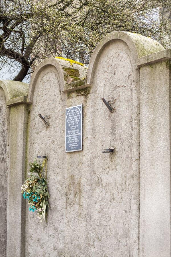 Download Parete Ebrea Del Ghetto, Cracovia, Polonia Immagine Stock - Immagine di germany, ebrei: 56887713