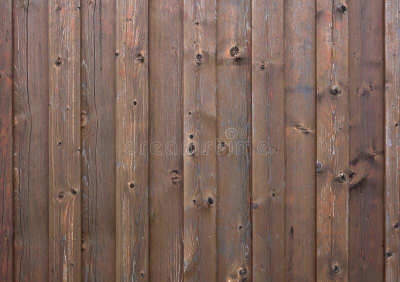 Parete esterna di legno immagini stock libere da diritti