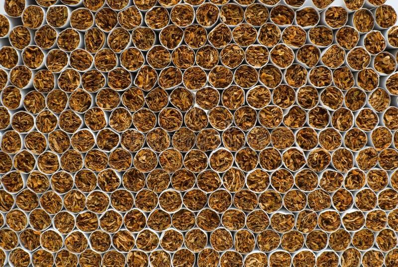 Parete infinita della sigaretta | Priorità bassa fotografie stock