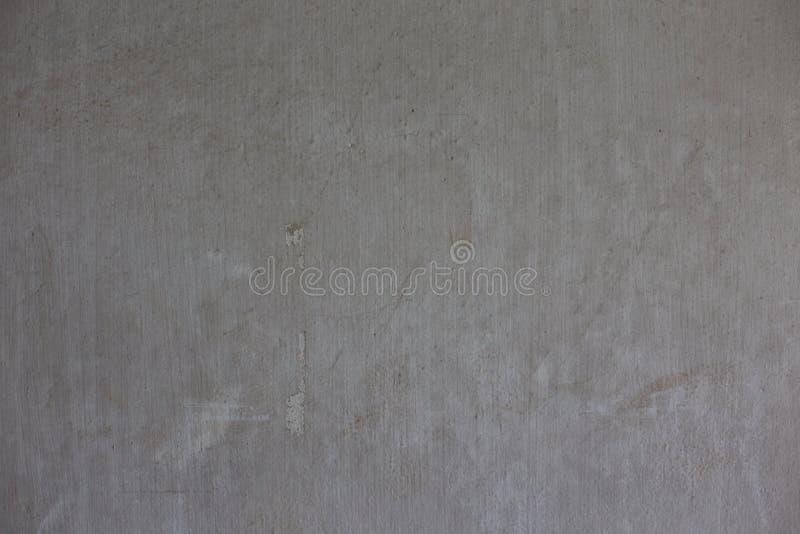Parete macchiata buio grigio strutturata fotografia stock