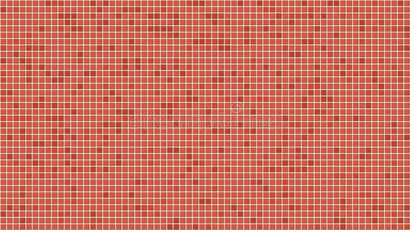 Parete o pavimento piastrellata di struttura della parete o ceramica delle mattonelle per fondo o il contesto immagine stock