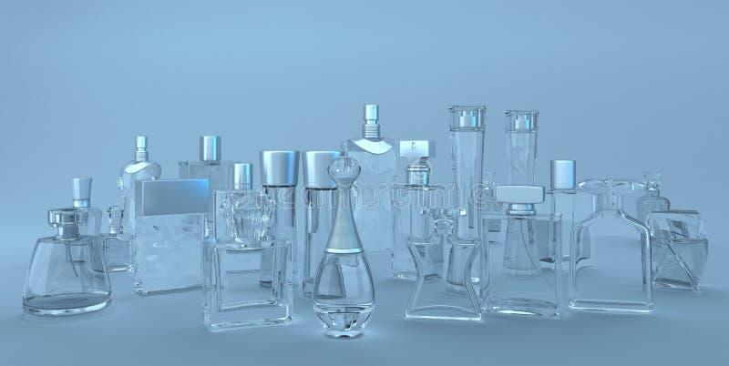Parfum illustration stock