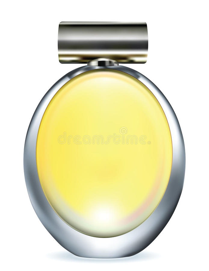 Parfum stock illustratie
