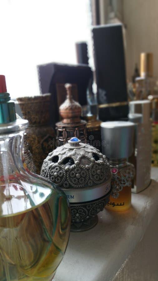 Parfum Arabe photographie stock libre de droits