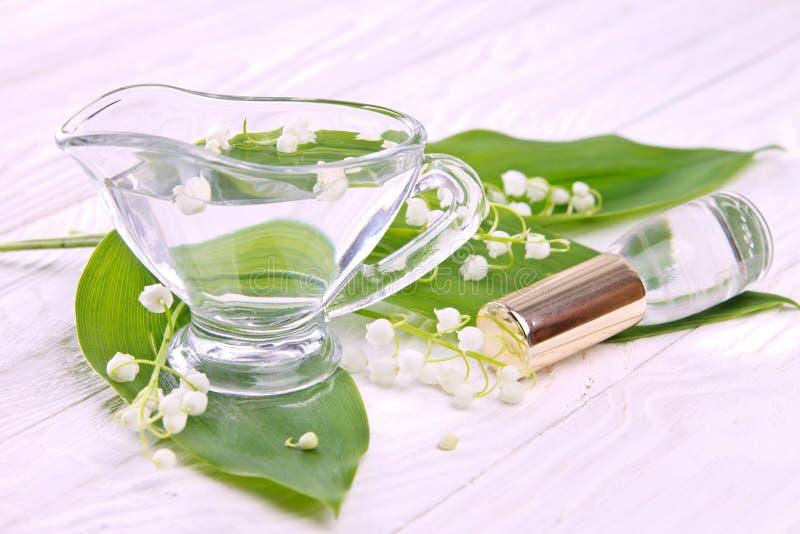 Parfum du muguet image stock