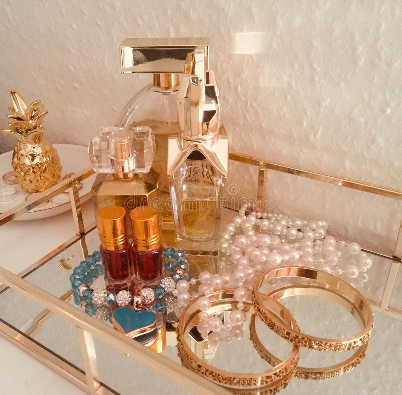Parfum photo stock