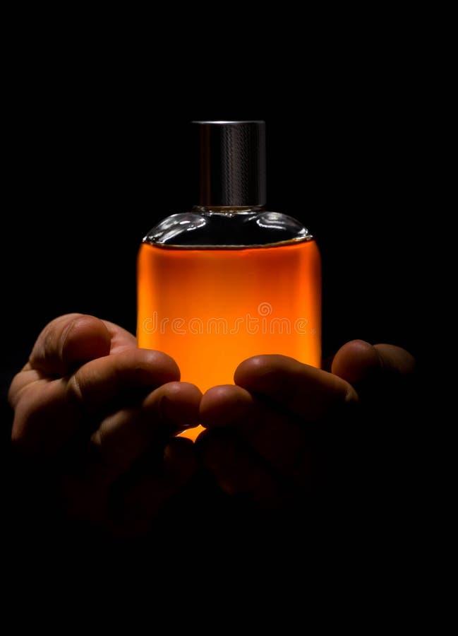 Parfum, vonk, schoonheidsmiddel, aroma, verse manier, dalingen stock foto