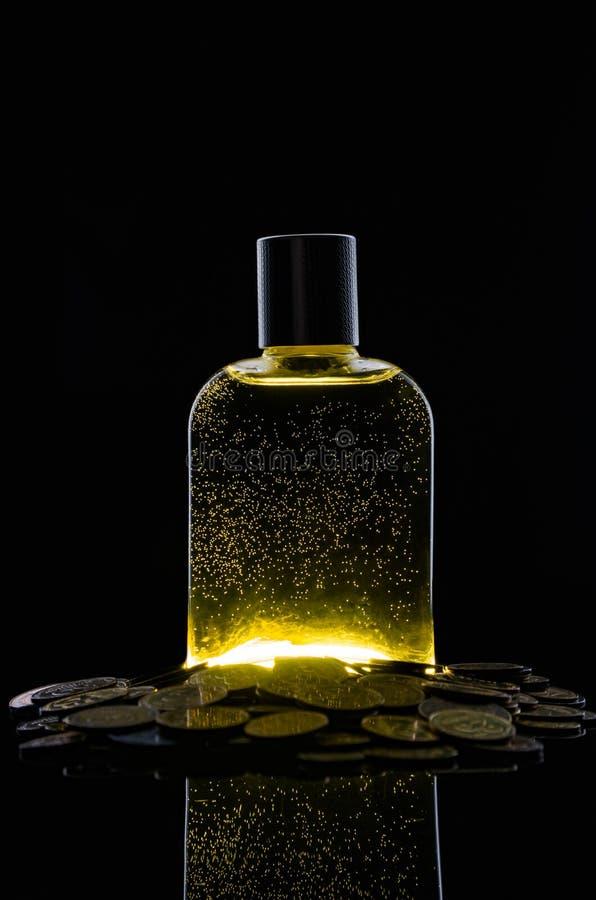 Parfum, vonk, schoonheidsmiddel, aroma, verse manier, dalingen stock foto's