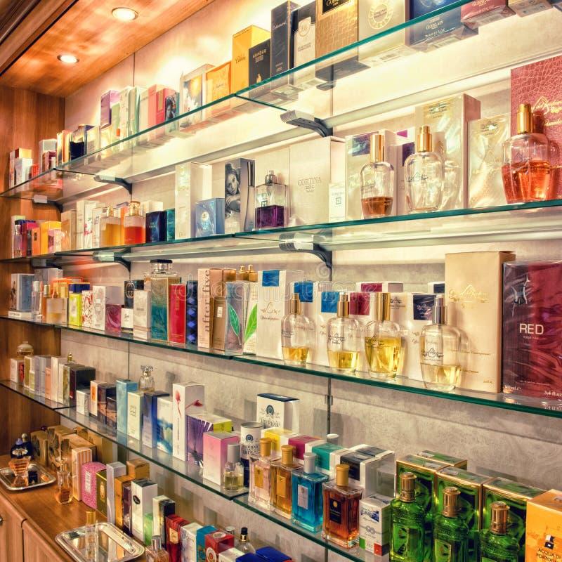 Parfums photo stock