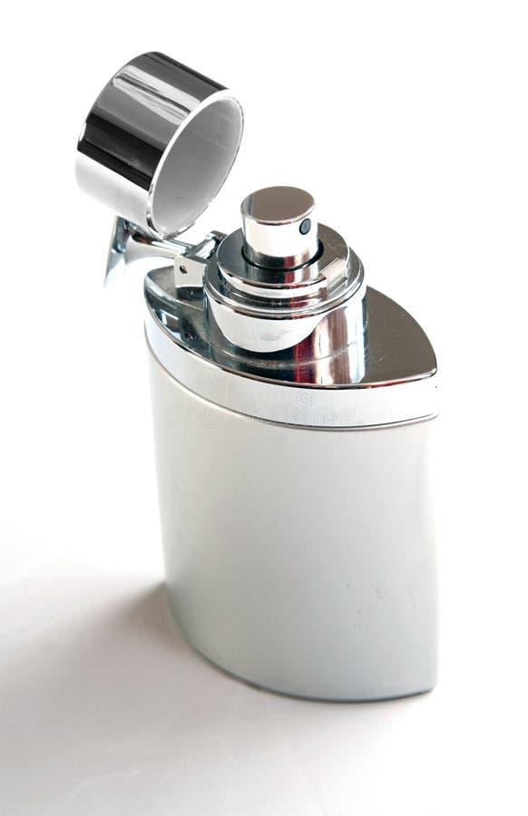 parfymerar liten medicinflaska royaltyfria foton