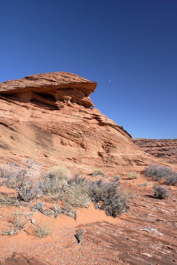 Paria Canyon-Vermilion Cliffs Wilderness, Utah,USA Royalty Free Stock Photography