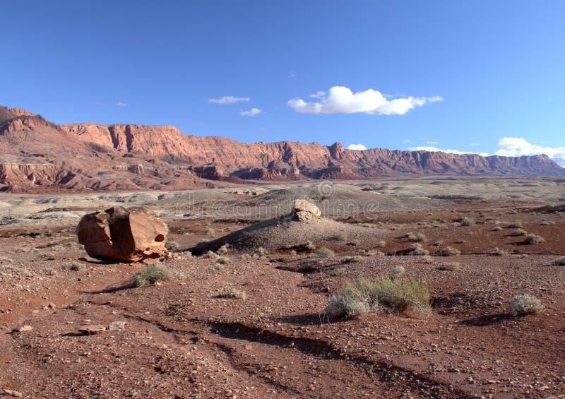 Paria Schlucht-Vermilion Klippen Wildnis, Utah, USA lizenzfreie stockfotografie