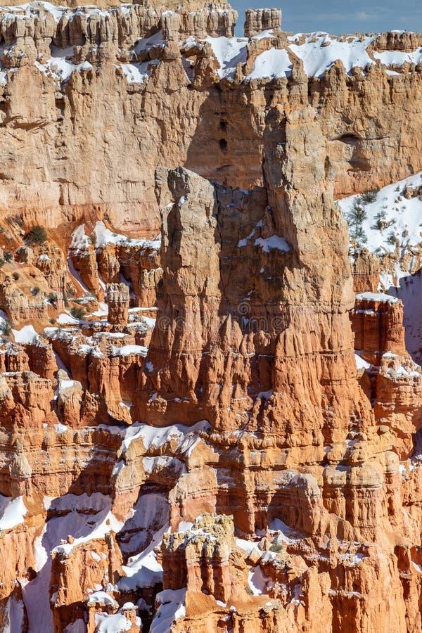 Paria sikt, Bryce Canyon fotografering för bildbyråer