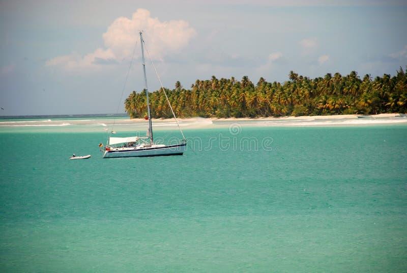 Paridise of the caribbean 5 royalty free stock photos