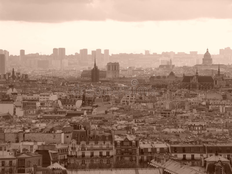Parigi fotografia stock libera da diritti