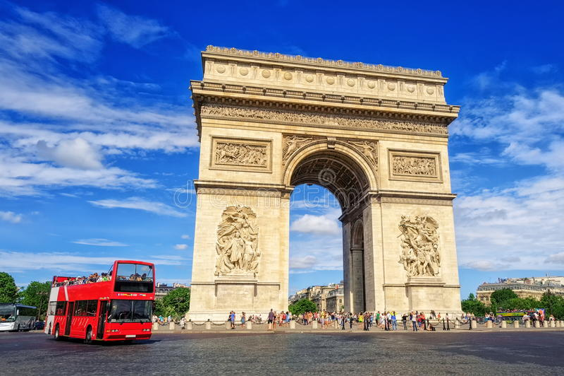 Parigi, Francia immagine stock