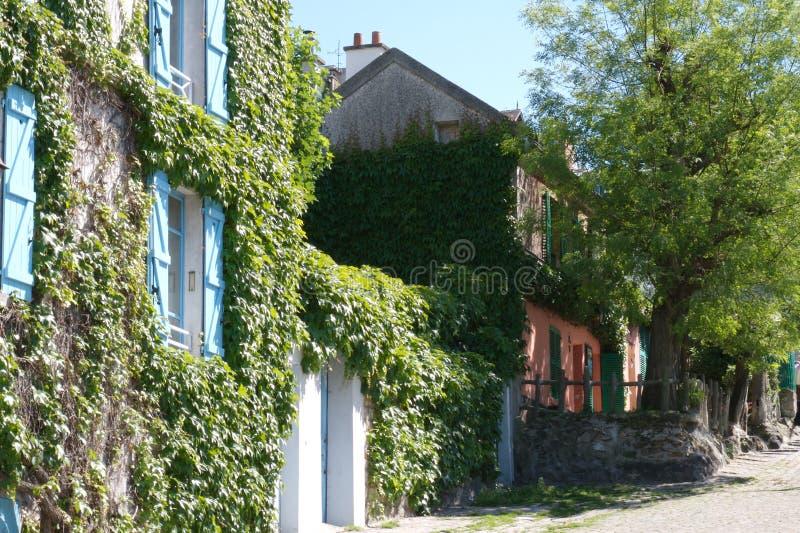 Parigi, Montmartre, Lapin agile immagine stock