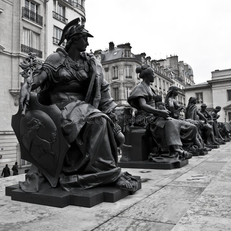 Parigi - museo di Orsay fotografia stock