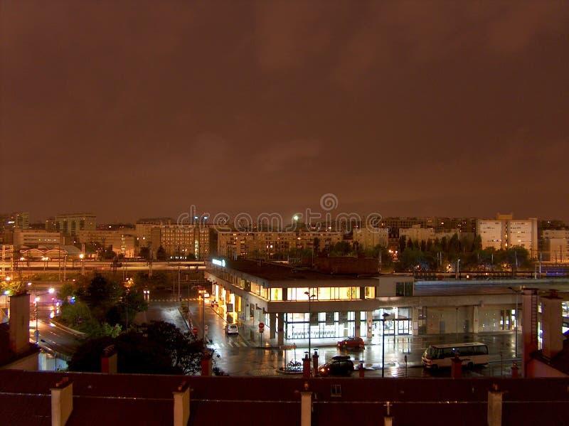 Parigi periferia di zdjęcie stock