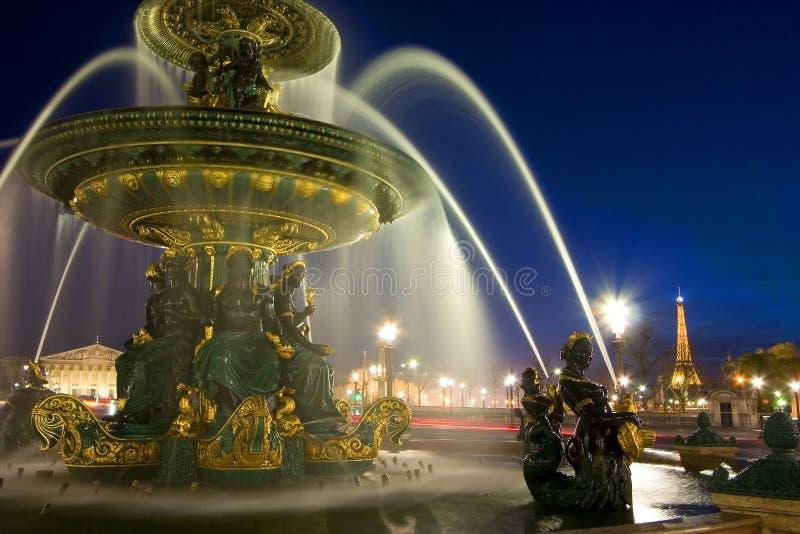Parijs stock afbeelding