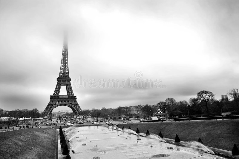 Parijs #34 royalty-vrije stock fotografie