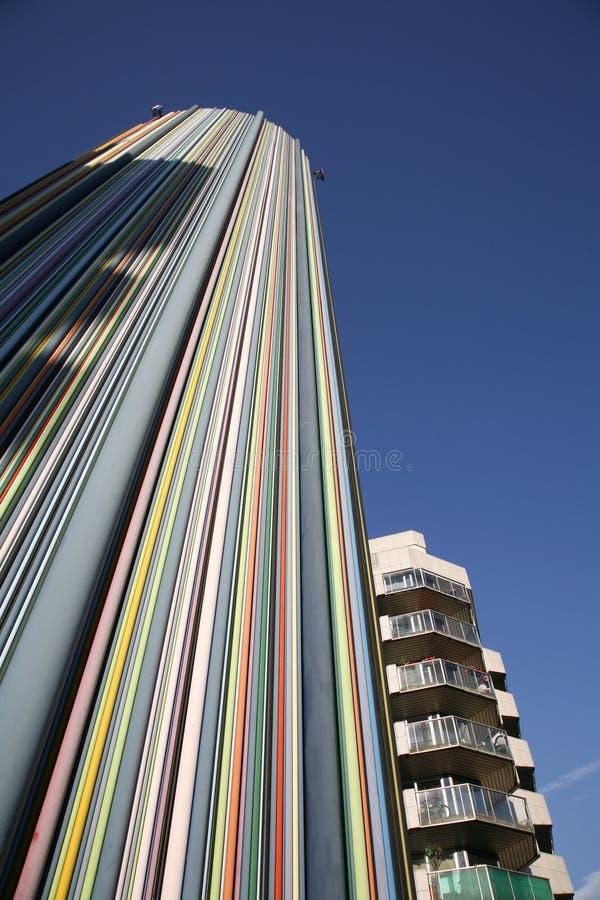 Parijs - Defensie - Le Moretti Fresco stock afbeeldingen