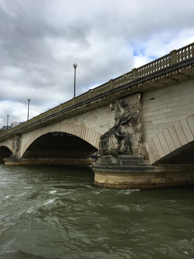 Parijs, Frankrijk stock afbeelding